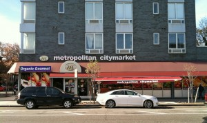Metropolitan City Market organic grocery