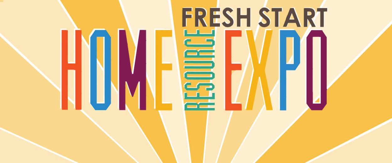 Fresh Start Home Resource Expo