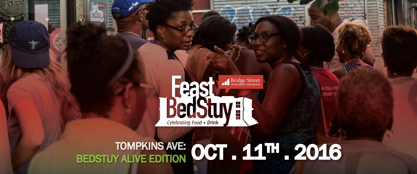 Feast Bed-Stuy Tompkins Ave Edition