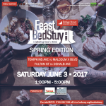 Feast Bed-Stuy  Spring/Family Edition